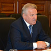 Governor of Khabarovsk Region meets Ambassador Extraordinary and Plenipotentiary of Denmark in Russia
