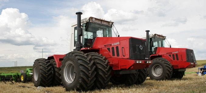Russian Tractors Were Imported By 26 Countries