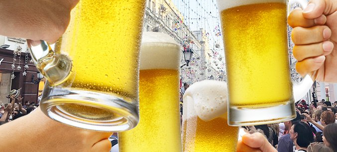 Russia's Import of Beer Doubled
