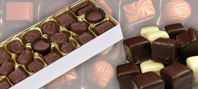 Russia's Chocolate Export Went Up By $5.6 mln
