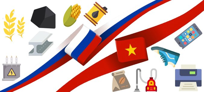 Russia-Vietnam Trade Turnover Increased by 15%