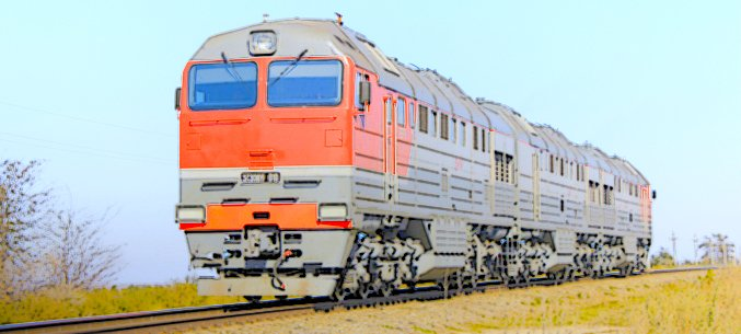 Russian Locomotive And Wagon Parts Were Exported To 34 Countries
