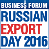 RUSSIAN EXPORT DAY