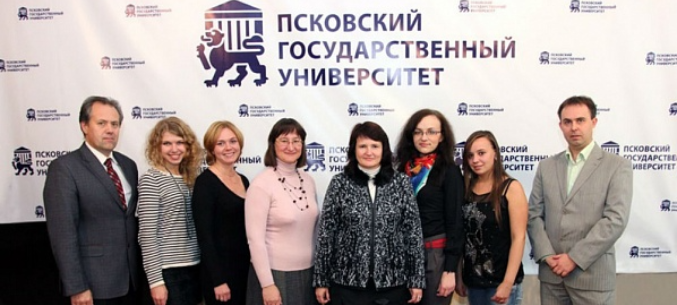 Pskov State University Increases Its International Student Body Thirty Times in Six Years
