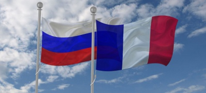 RUSSIAN-FRENCH TRADE ON THE RISE