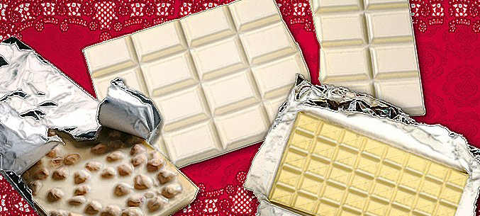 Russia increases White Chocolate Imports