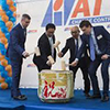 A Japanese vehicle components plant is launched in Tolyatti